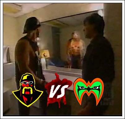 Warrior Vs Hogan Feud