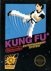 Kung Foo NES