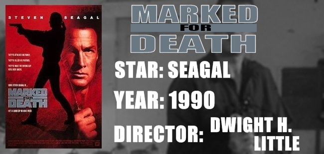 The Man Movie Encyclopedia Marked For Death 411mania