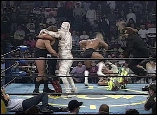 Image result for the yetay wcw