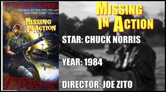 Man Movie Encyclopedia: Missing In Action | 411MANIA
